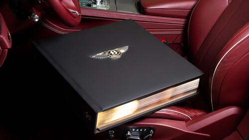 Η Bentley κυκλοφορεί έναν τόμο πιο όμορφο και από τα αυτοκίνητά της