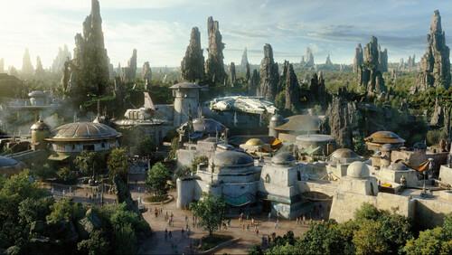 Το θεματικό πάρκο Star Wars είναι από άλλο πλανήτη