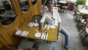 Η κουζίνα ήταν αδιανόητα βαρετή για τον Anthony Bourdain