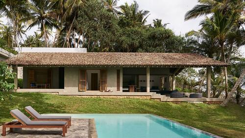 Η αρχιτεκτονική ηρεμία του Κ House θα σε συναρπάσει