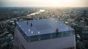 Επιτέλους ένας δροσερός λόγος για να επισκεφθεί κανείς το Λονδίνο