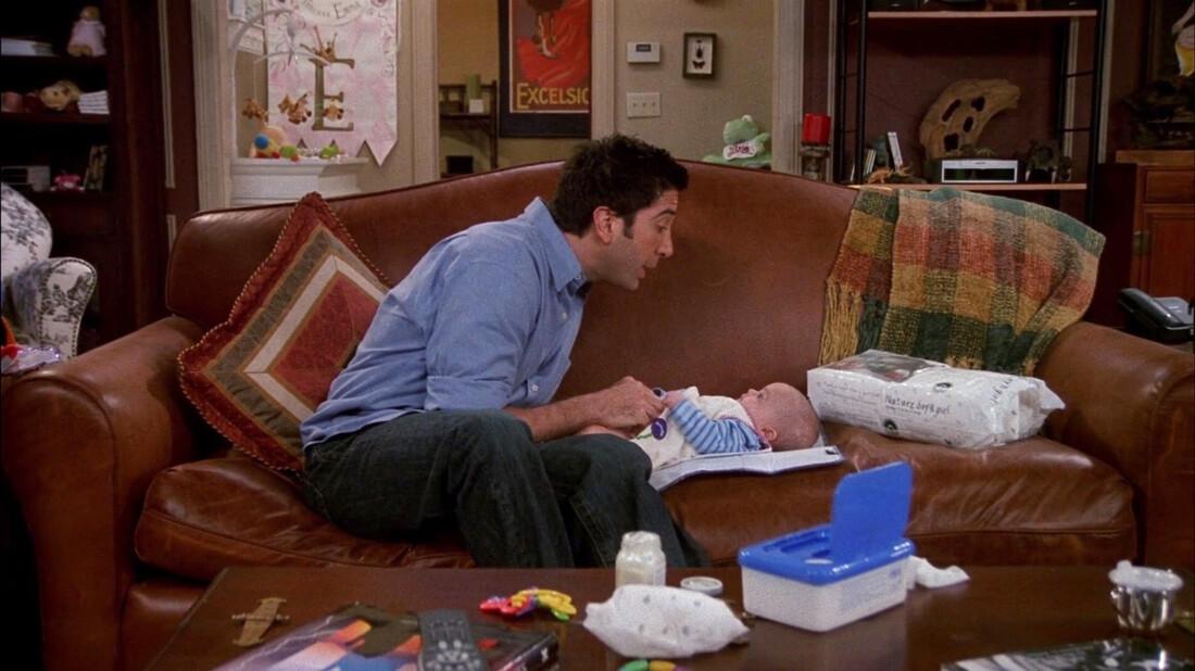 H πρώτη φορά που γίνεσαι πατέρας