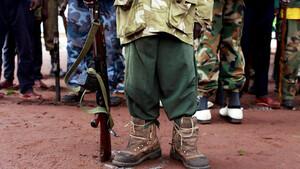 Η ανατριχιαστική επιστροφή των παιδιών-στρατιωτών