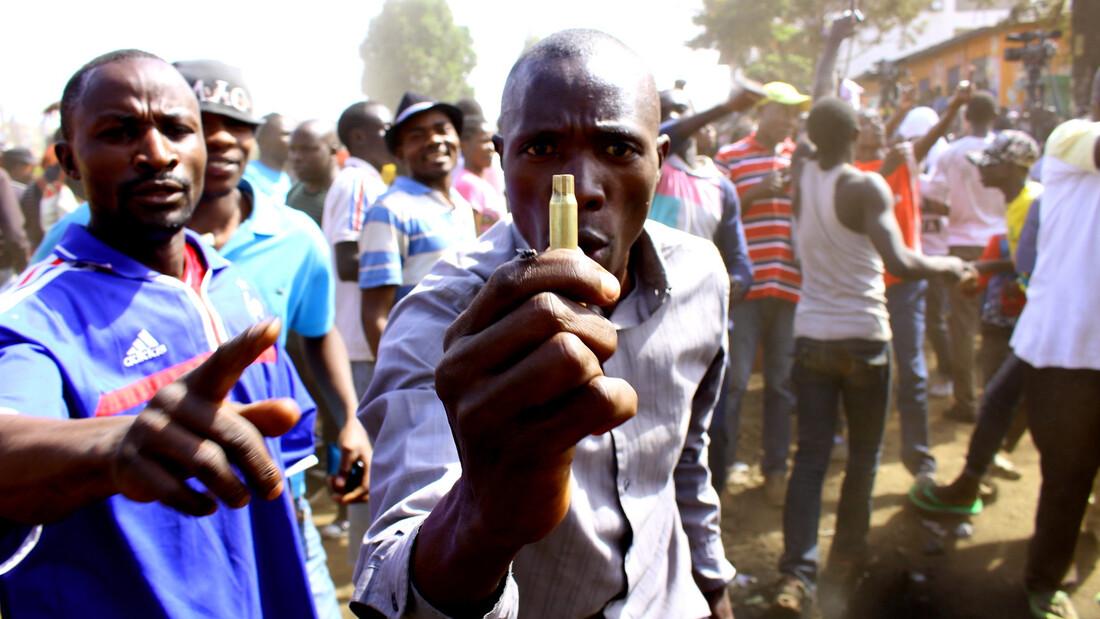 Mungiki: Πώς μία συμμορία κατάφερε να ελέγξει μία ολόκληρη χώρα
