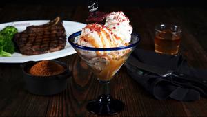 Θέλουμε παγωτό με γεύση από μπριζόλα και μπέρμπον;