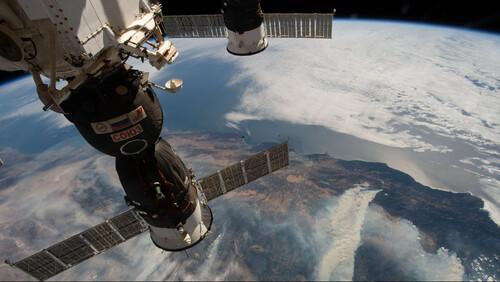 Πόσο φωτογραφικό υλικό από το διάστημα αντέχεις να δεις;