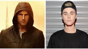 Τom Cruise vs Justin Bieber προσεχώς στο οκτάγωνο
