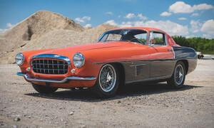 Επιτομή του ιταλικού design η Ferrari 375 MM