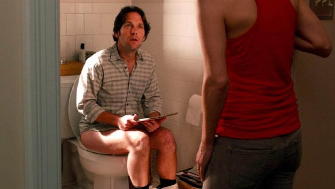 Παίρνεις το κινητό στην τουαλέτα; Σταμάτα το αμέσως!