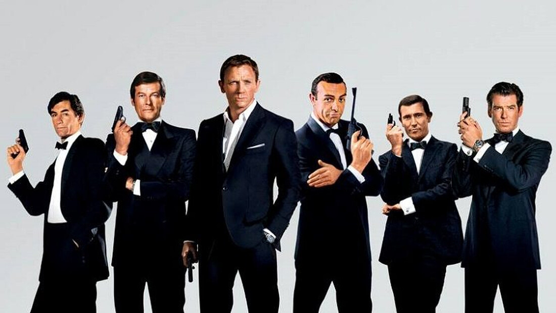 Νεκρός αστέρας των ταινιών του James Bond!
