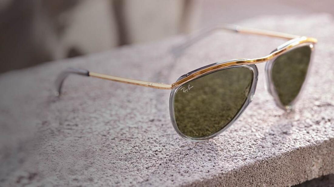 Τα νέα γυαλιά αεροπόρου τιμούν τη μακρινή συγγένεια με τα γήινα χρώματα