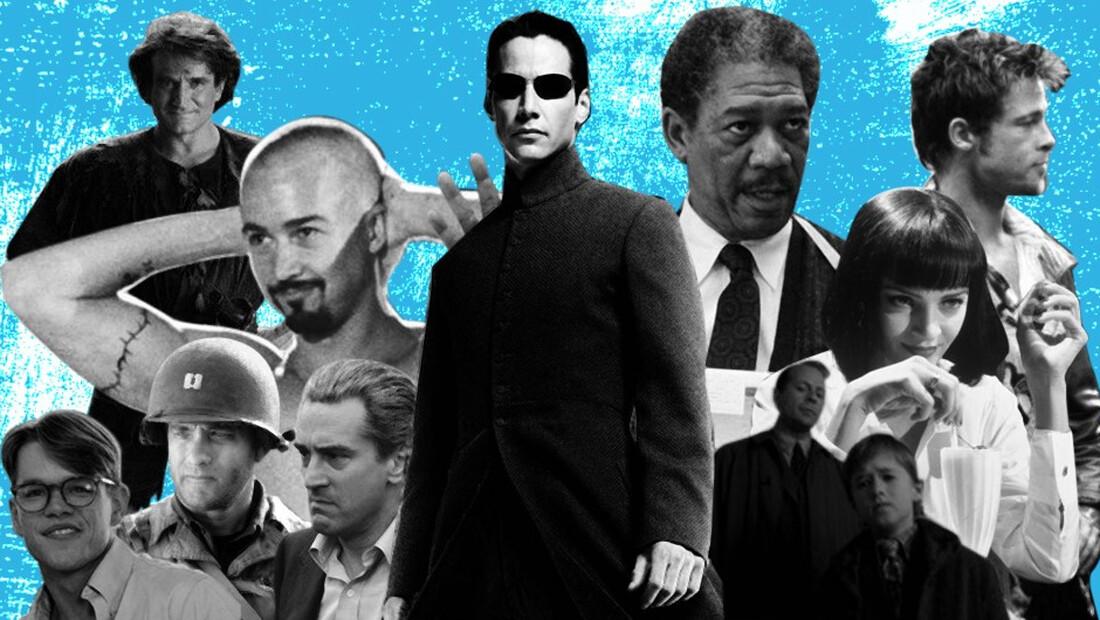 Ο κινηματογράφος της δεκαετίας του '90 είναι ο καλύτερος που υπήρξε ποτέ