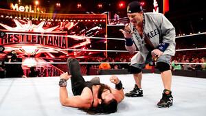 «Πειράζει που βλέπω φανατικά WWE;»