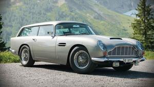 Η Aston Martin που έλυσε τα προβλήματα του αφεντικού της