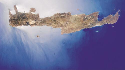 Το ήξερες; Γιατί η Κρήτη ονομάζεται… Κρήτη; (pics+vid)