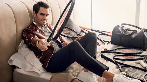 Ο Roger Federer σέρβιρε το στυλ καλύτερα από όλους