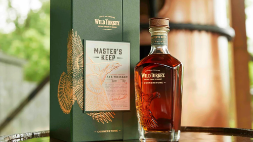 To Wild Turkey κυκλοφορεί το πιο ώριμο Rye Whiskey του