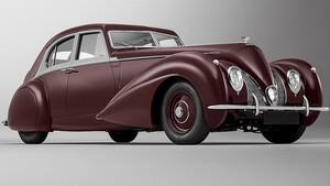 H Bentley Cornice είναι για τους λάτρεις του ρετρό