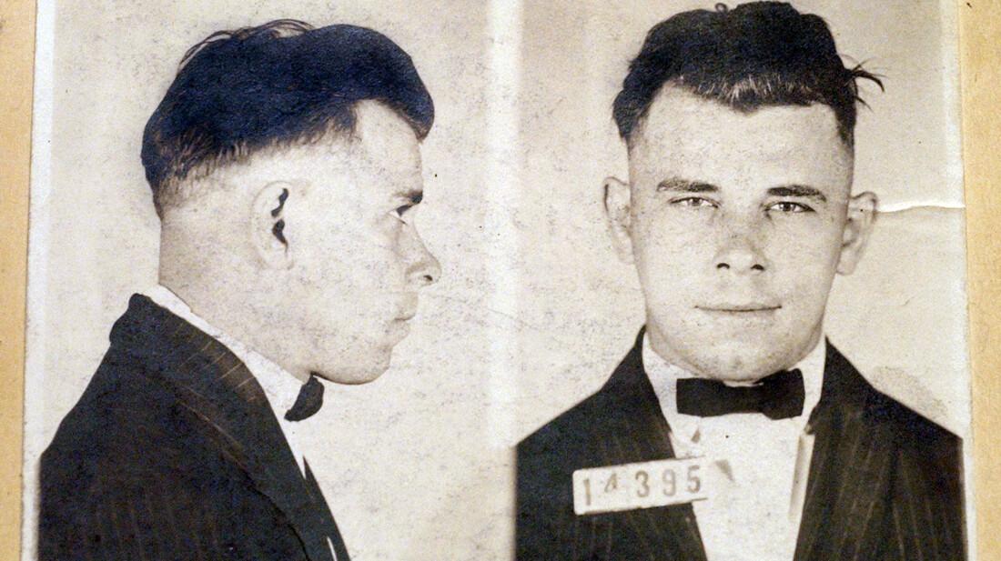 Η διπλή ζωή του John Dillinger
