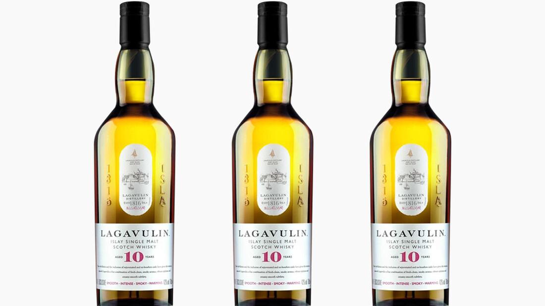 Το Lagavulin που πρέπει να κάνεις δώρο στον εαυτό σου