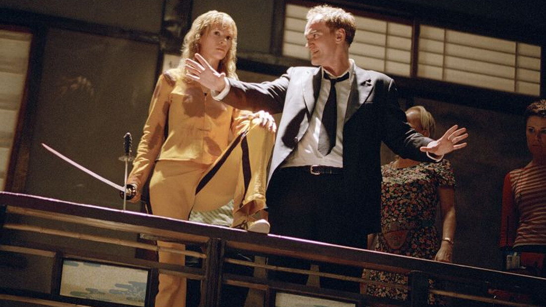 Kill Bill: 13 αιματοβαμμένες φωτογραφίες από τα παρασκήνια