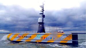 Το πρώτο ρομποτικό πλοίο ετοιμάζεται να αλλάξει την ναυσιπλοΐα