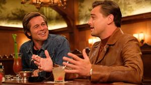 Το δίδυμο Brad Pitt - Leonardo DiCaprio ήξερε πάντα τι σημαίνει στυλ