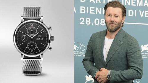 Το ρολόι του Joel Edgerton είναι απλά… αθάνατο