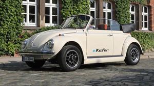 Η επανάσταση της VW με το E-Beetle