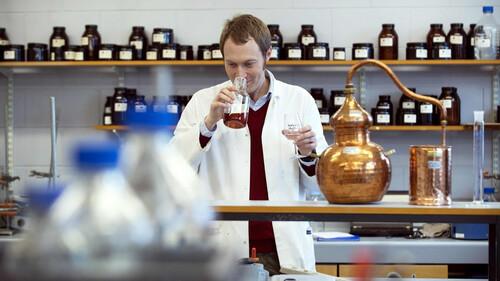 Η χημεία πίσω από το whisky