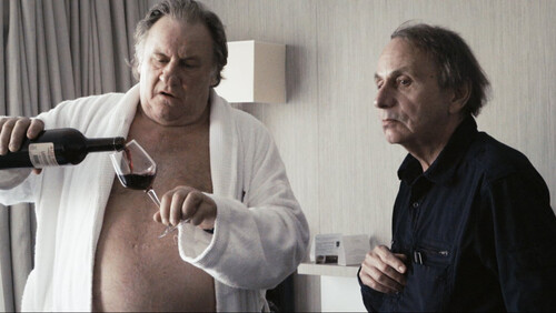 Gerard Depardieu και λογοτεχνία συμπρωταγωνιστές στη μεγάλη οθόνη