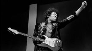 Η εισβολή του Jimi Hendrix στην Αγγλία
