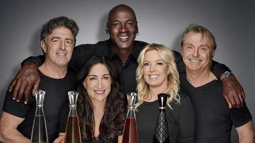 H τεκίλα του Michael Jordan θα σε κάνει να ξεχάσεις τα φτηνά ποτά της νιότης σου