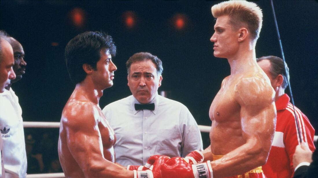 Ο Stallone έγινε και πάλι Rocky Balboa από τα νεύρα του