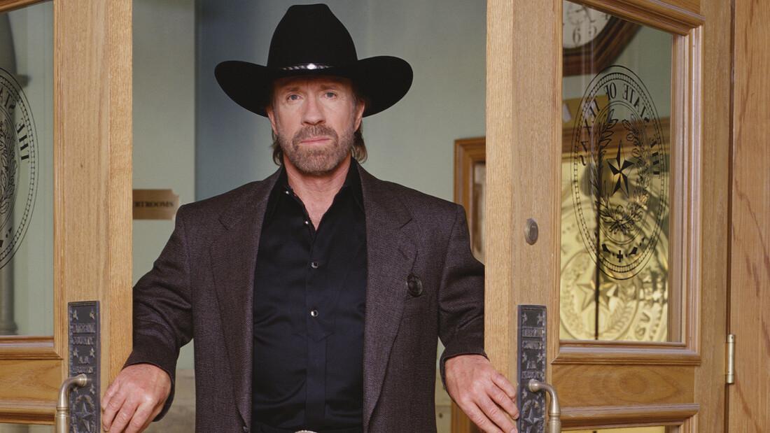 Walker, Texas Ranger είναι μόνο ο Chuck ο Norris