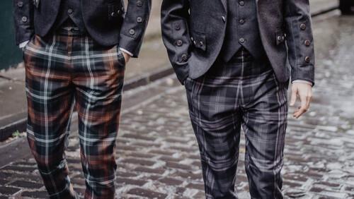 Πώς να φορέσεις καρό παντελόνι χωρίς να σε περάσουν για golfer