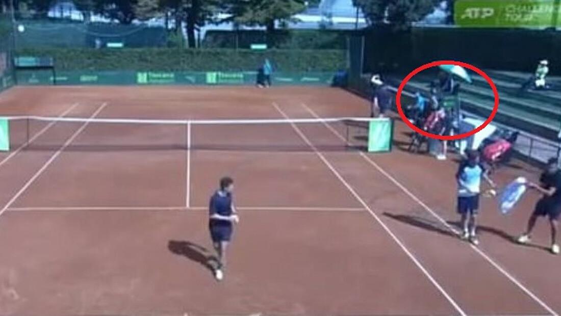 Διαιτητής κάνει «καμάκι» σε 16χρονη την ώρα του αγώνα!