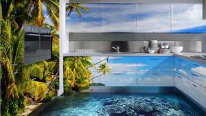 Πώς να κάνεις το σπίτι σου να μοιάζει με ωκεανό