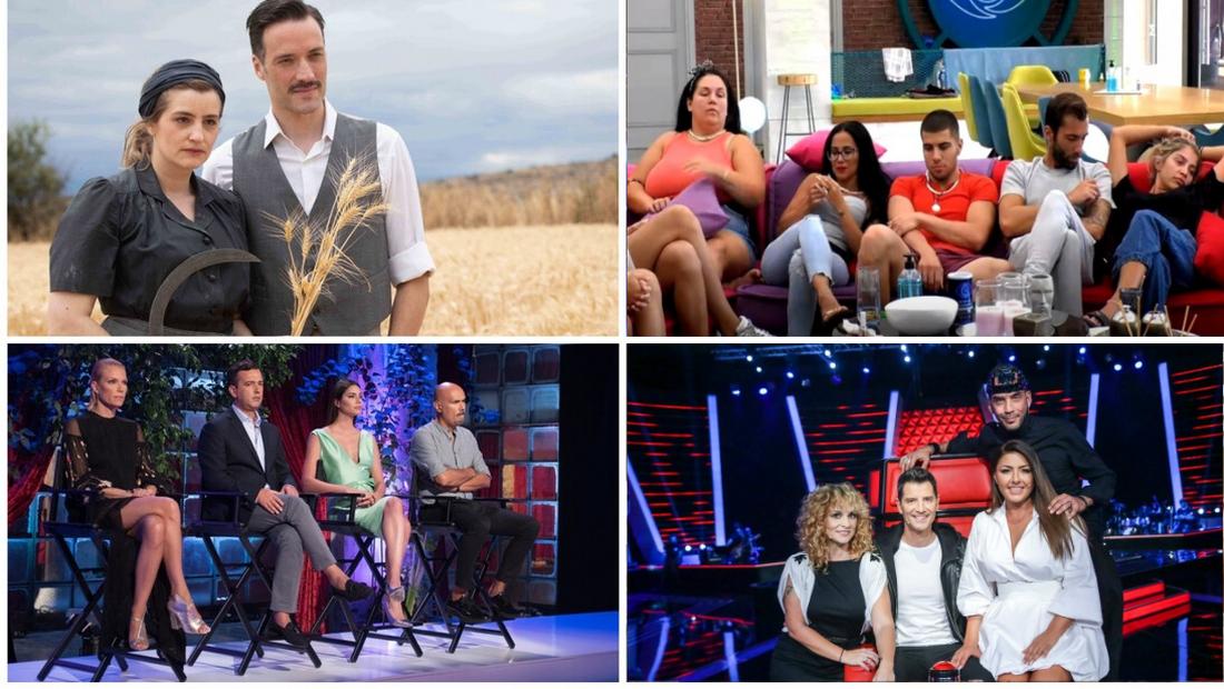 Ελληνική Τηλεόραση: Οι σαπουνόπερες της TV, τα ριάλιτι και το «my Greek drama»