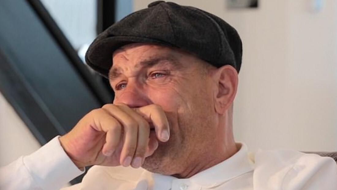 Δεν είναι ντροπή να κλαις, ειδικά για κάποιον που αγαπάς