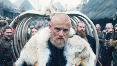 Vikings: Bjorn εναντίον όλων στον τελευταίο κύκλο της σειράς
