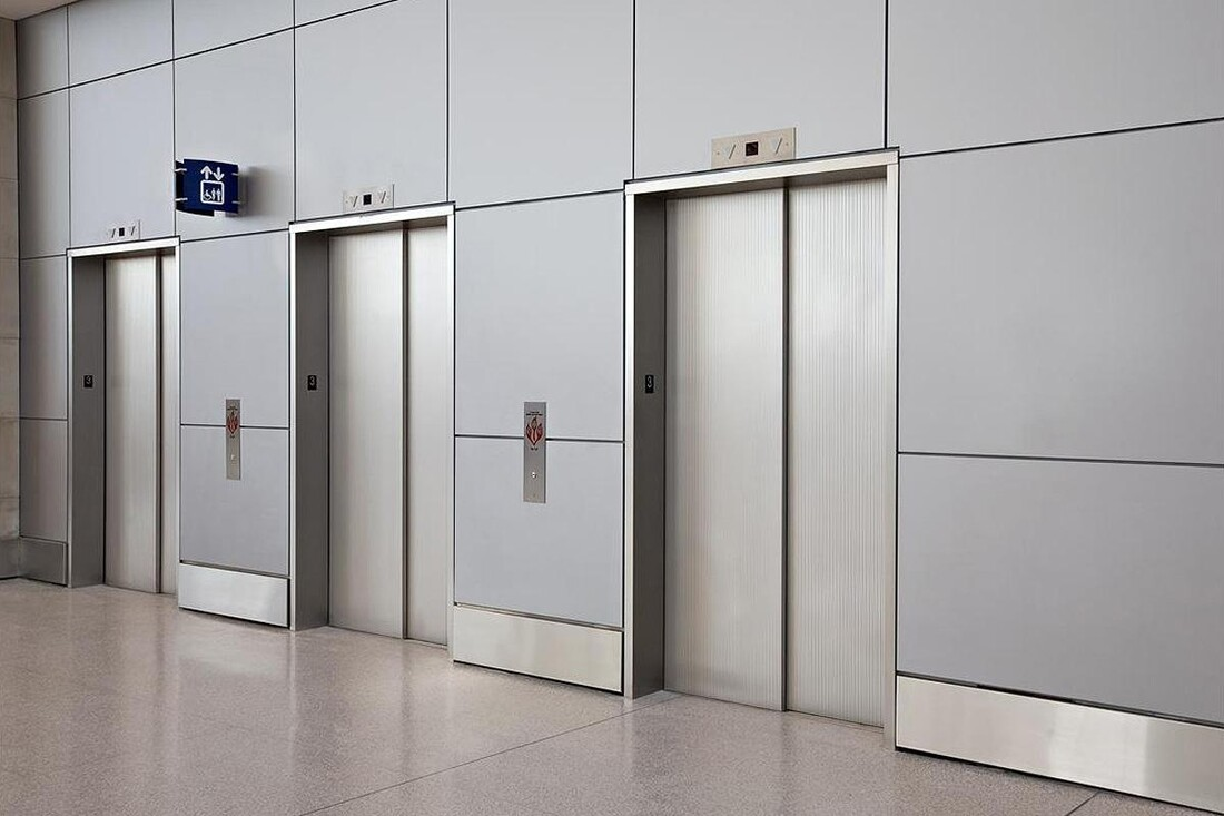 Tι πρέπει να κάνετε αν πέσει το ασανσέρ;