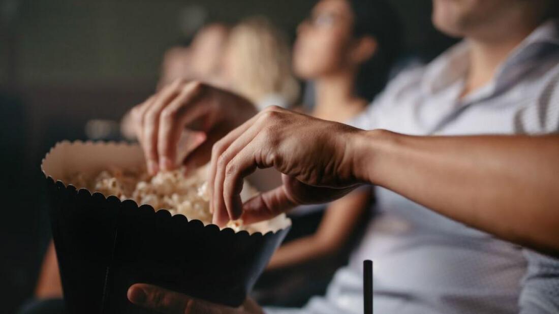 Στο σινεμά πηγαίνεις για να φας;