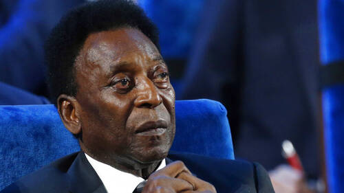Pelé: Ένα διαμάντι είναι παντοτινό
