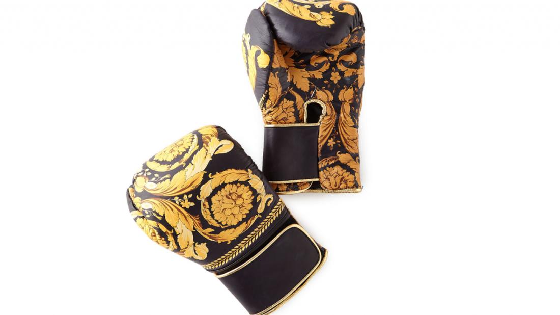 Τα στυλάτα άπερκατ της Versace