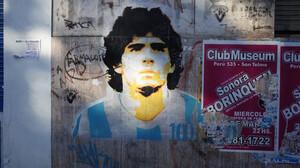 Diego Maradona: Μεγαλώνοντας με έναν θεό