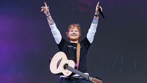 Ed Sheeran: Και διάσημος και ζάμπλουτος