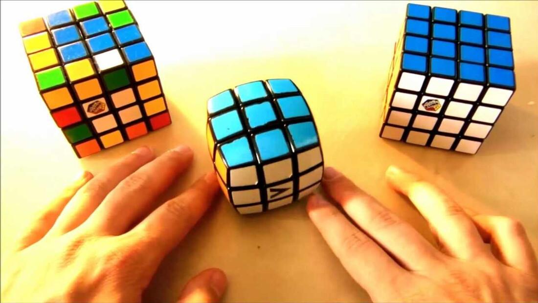 Πώς να λύσεις ένα κύβο του Ρούμπικ σε ένα λεπτό