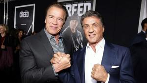 Arnold Schwarzenegger και Sylvester Stallone είναι και πάλι στα μαχαίρια