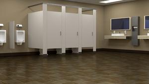 Γιατί οι πόρτες στις δημόσιες τουαλέτες δεν φτάνουν στο πάτωμα